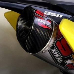 DEP 4 Takt S7R Carbon Suzuki RMZ 250 10-17