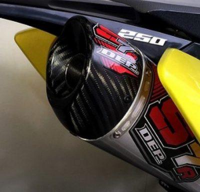 DEP 4 Takt S7R Carbon Suzuki RMZ 250 10-18