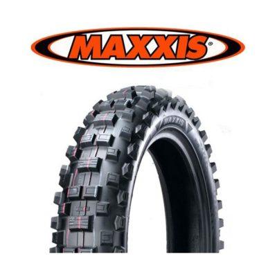 Maxxis F.I.M. Enduro Hinterrad Reifen M7314K 140/80-18 / super soft
