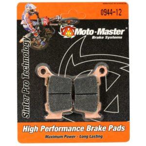 Moto Master Hinterrad Bremsbeläge – GP Racing