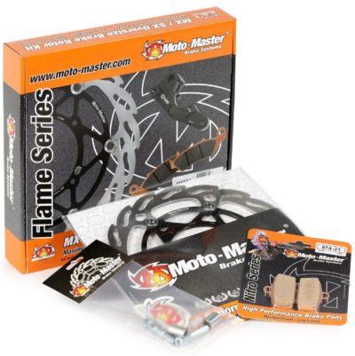 Moto Master Oversize Bremscheiben Kit 260MM KTM SX 85 12-