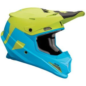 Thor SECTOR HELM LEVEL MATTE LIME