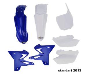 Ufo Plastiksatz Plastikkit YZ Restyle