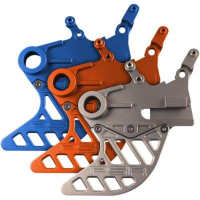 PSR Bremsscheibenschutz hinten KTM SX SXF 13- / orange 25MM