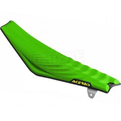Acerbis X-Seat Kawasaki KXF 450 16- / KXF 250 17- grün soft