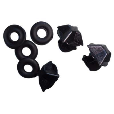 Nolan N53 / Schraubenkit für Helmschild