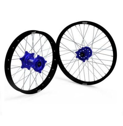 Pro-S Radsatz Räder Sherco Sef Ser blue-black 21″/18″