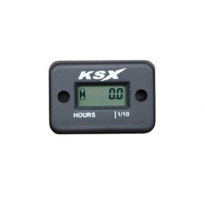 KSX Betriebsstundenzähler MOTO TIMER / mit Kabel