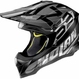 Nolan N53 Helm – Whoop black/grey  `18