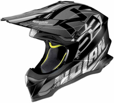 Nolan N53 Helm – Whoop black/grey  – XL