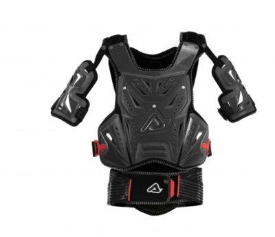Acerbos Cosmo 2.0 Brustprotektor schwarz