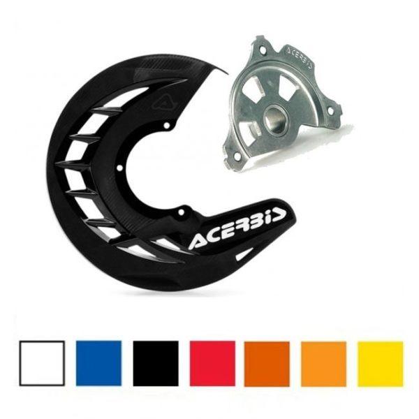 Acerbis X-Brake Bremsscheibenschutz – Sherco SE SEF 125 250 300 450 14- WP Gabel