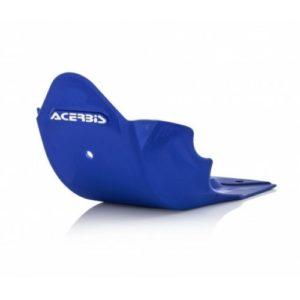 Acerbis Skidplate Yamaha YZF 450 18- / blau