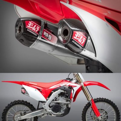 YOSHIMURA Signature RS-9T SO SLIP ON CRF 250 18-21