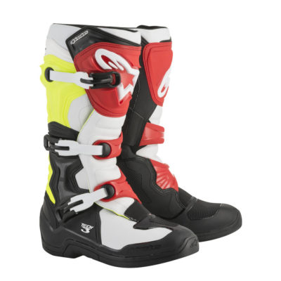 Alpinestars Tech 3 Boots / schwarz/fluo yellow