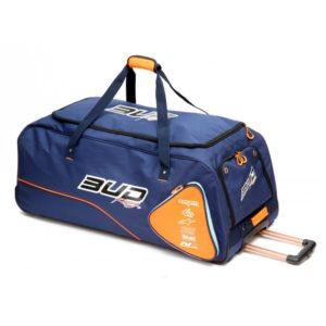 BUD Racing Reisetasche Roller-Bag navy/orange
