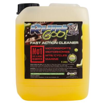 Rhino Goo Motorradreiniger Nachfüll Kanister 5 Liter