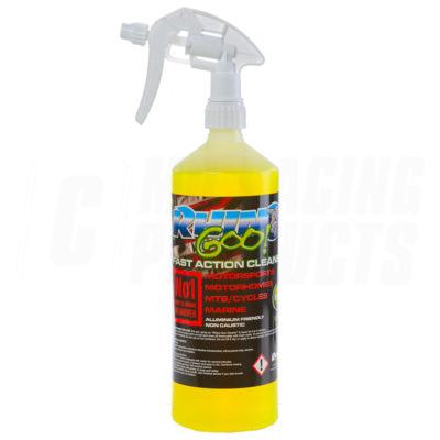 Rhino Goo Motorradreiniger Sprühflasche 1 Liter