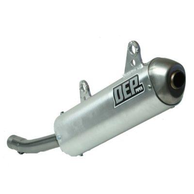 DEP 2 Takt Schalldämpfer 125ccm – 500ccm