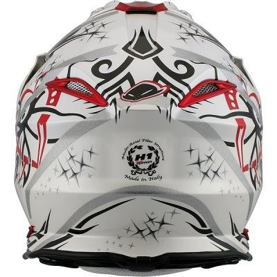 "UFO Helm Warrior H1 ""TRIBAL"