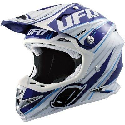 """UFO Helm Warrior H1 """"TRAIL"""""""