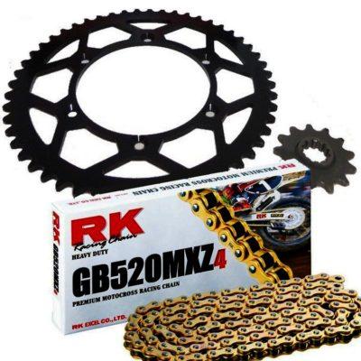 RK 520MXZ-4 Kettenkit 125/250/450