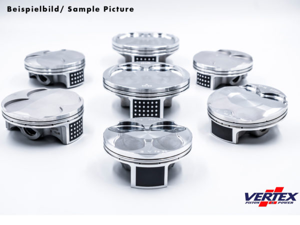 Vertex Kolben Piston YAMAHA YZF 450 18-19 B Maß 96,96mm 12,7:2 OS