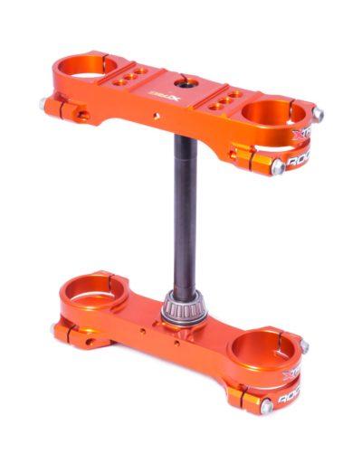 Xtrig ROCS tech KTM SX 85 14-20 offset 14mm Orange