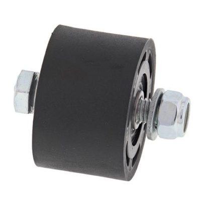 All-Balls Kettenrolle D=43mm, B=28mm schwarz