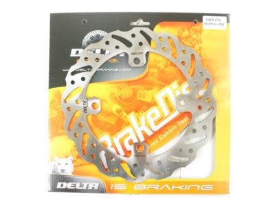 DELTA BRAKING Terra line Bremsscheibe hinten KX125/250 03-, RM-Z/ KXF 250 04-05