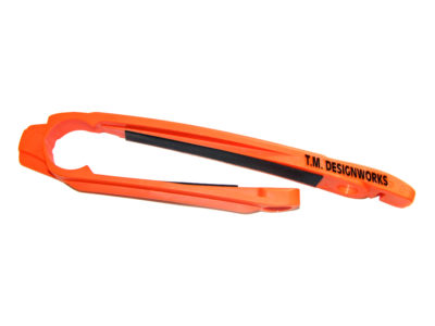 TMD Schwingenschleifer Dirt Cross KTM EXC/XC-W 2012- PDS Orange