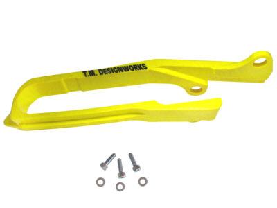 TMD Schwingenschleifer Dirt Cross Suzuki RMZ 250/450 2010- gelb