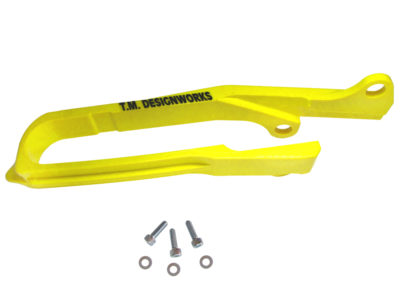 TMD Schwingenschleifer Dirt Cross RMZ250/450 2010- gelb