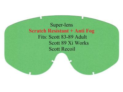 Polywel E-Glas Scott 83-89 kratzfest klar