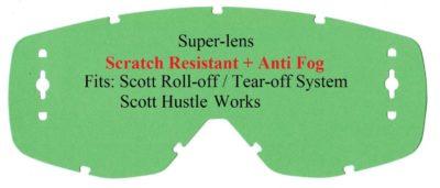 Polywel E-Glas Scott Scott Hustle/Tyrant WORKS kratzfest klar