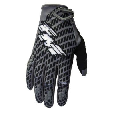 FM Handschuh POWER Grau/Schwarz Gr. M