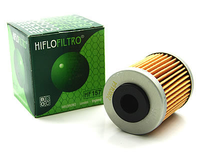Hiflo ÖLfilter KTM, Beta kurz
