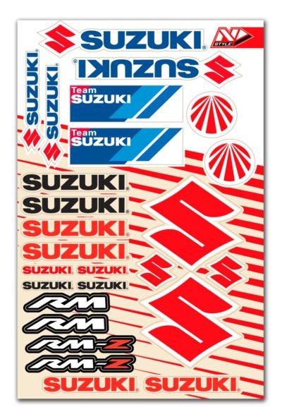 N-STYLE Suzuki universal Stickerkit