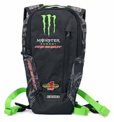 Pro Circuit Monster Energy Trinkrucksack