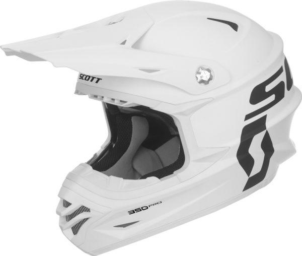 SCOTT 350 PRO Helm weiß XS