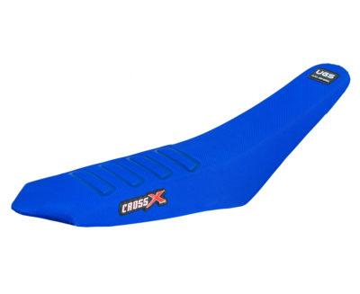 CrossX Sitzbezug UGS-WAVE Sherco SE-R/SEF-R 17-19 Blau