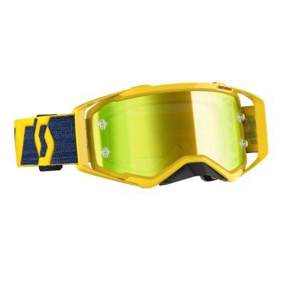 SCOTT Prospect 2020 yellow/yellow / yellow chrome works