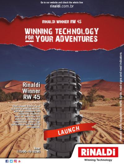 "RINALDI MX RW 45 110/90-19"""