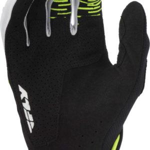 Fly Racing Glove Evolution DST hi-vis-black-white