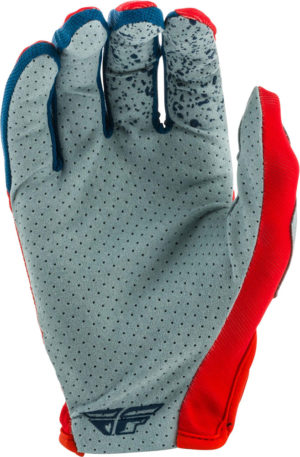 Fly Racing Glove Lite red-slate-navy