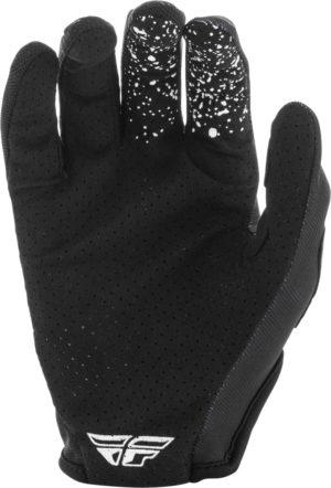 Fly Racing Glove Lite black-white