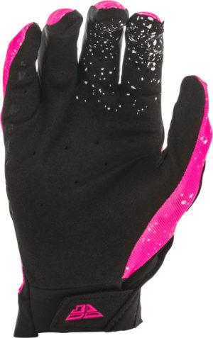 Fly Racing Glove Pro Lite Lady neon-pink-black