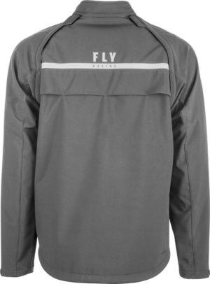 Fly Racing Jacket Patrol grey
