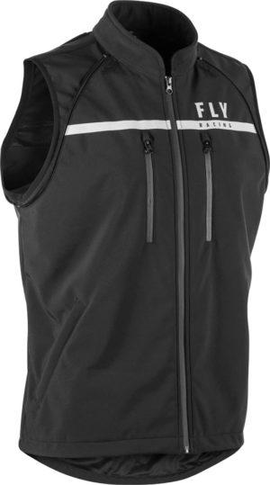 Fly Racing Jacket Patrol black