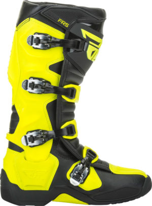 Fly Racing Boots FR5 hi-vis yellow